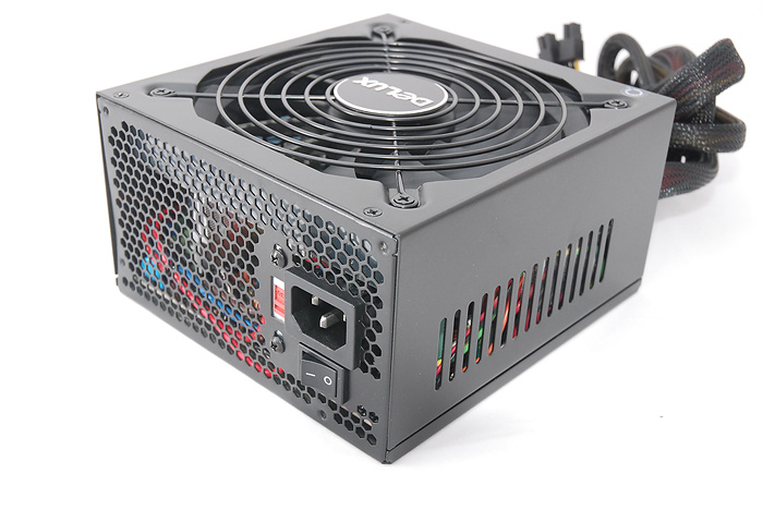 4 Delux DL R600 600watt PSU Review