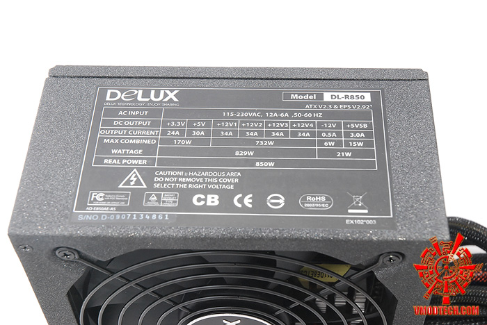 7 Review : DELUX DL R850