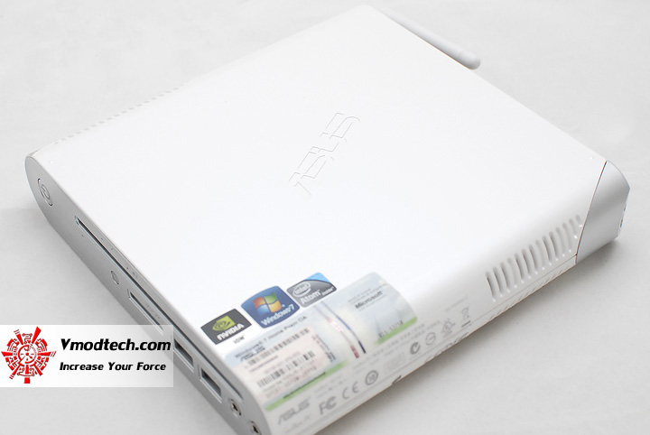4 Review : Asus Eee Box EB1501, The NVIDIA Ion system !
