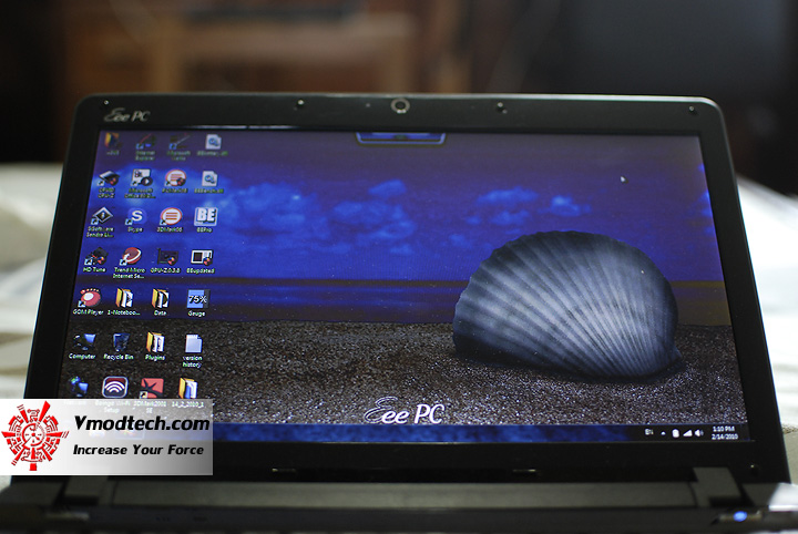 17 Asus Eee PC Seashell 1201HA Review
