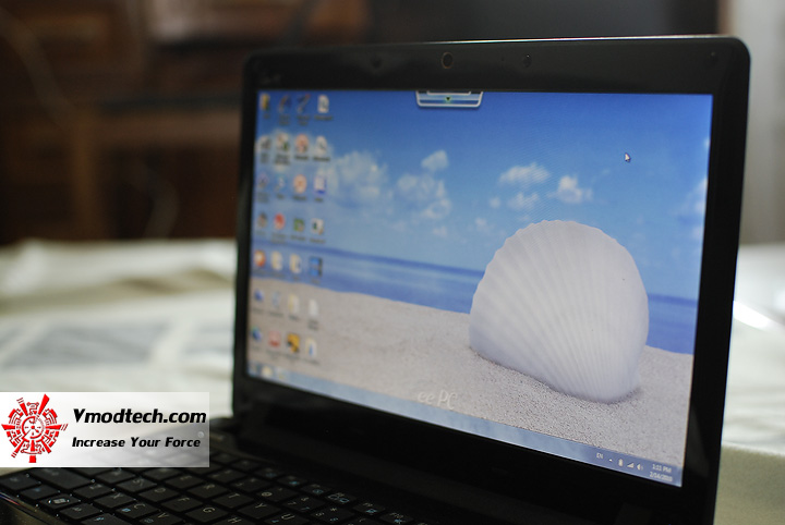 19 Asus Eee PC Seashell 1201HA Review