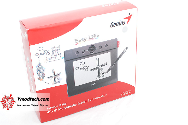 Genius EasyPen i405 Graphic Tablet review