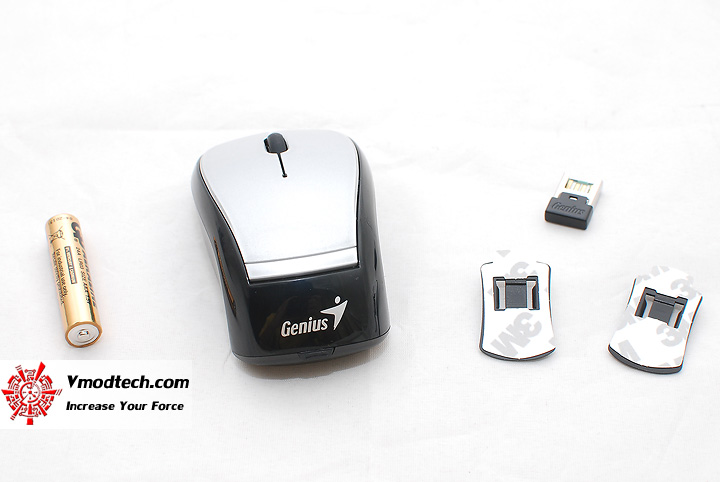 20 Combo Review : Genius Navigator Notebook mouse series