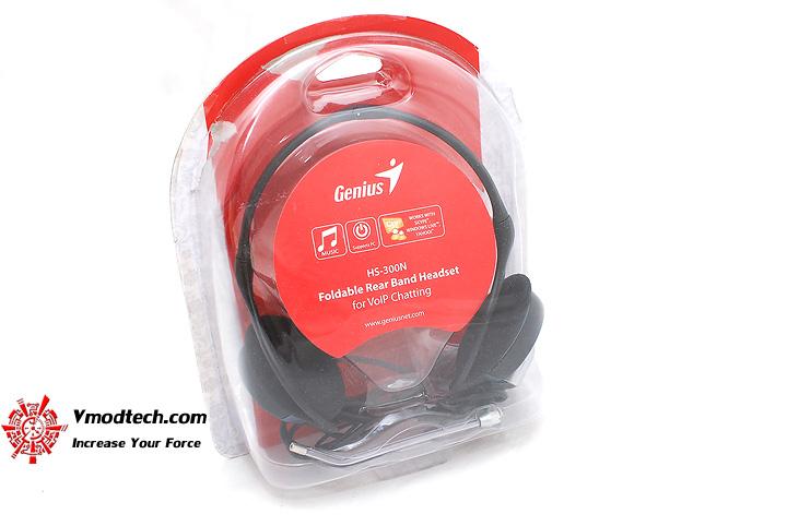 8 Review : Genius HS 300N Headset