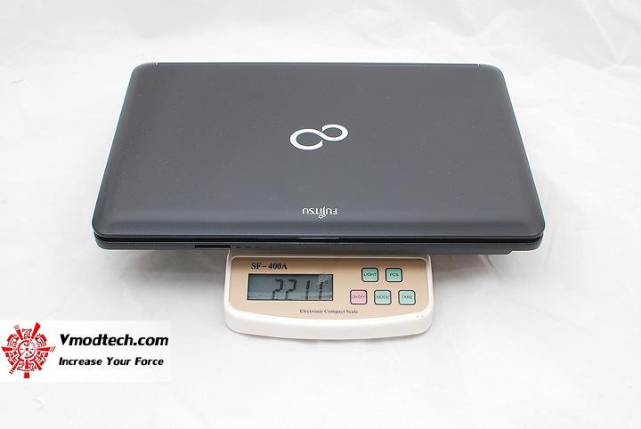 13 Review : Fujitsu Lifebook LH520