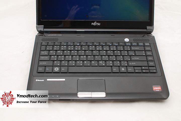 4 Review : Fujitsu Lifebook LH520