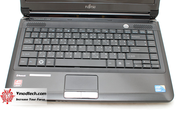 4 Review : Fujitsu Lifebook LH 530