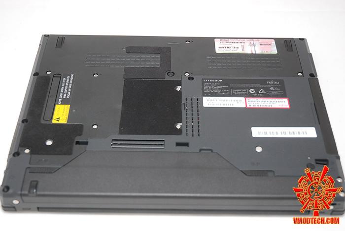 16 Review : Fujitsu Lifebook S6520