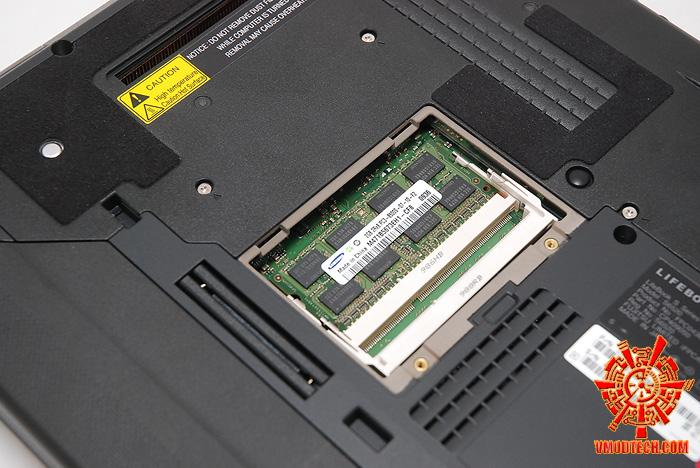 18 Review : Fujitsu Lifebook S6520