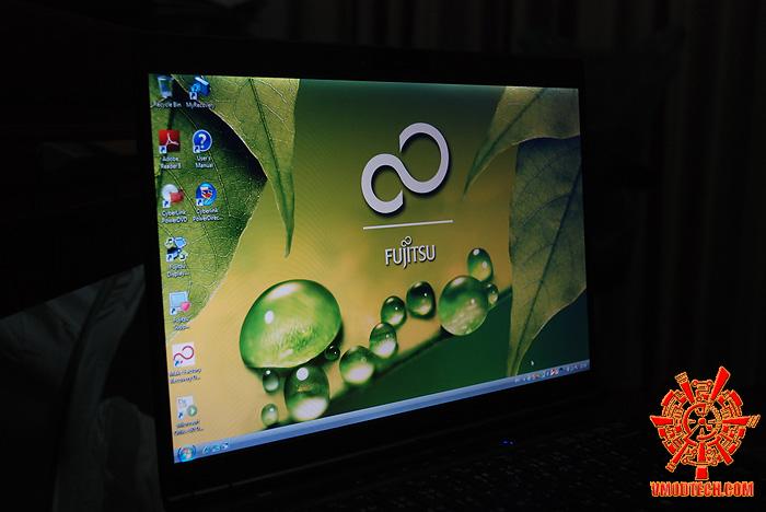 24 Review : Fujitsu Lifebook S6520