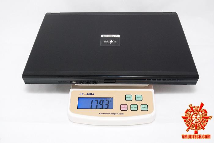 25 Review : Fujitsu Lifebook S6520