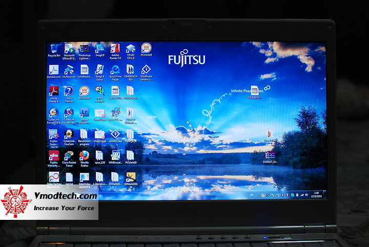 19 Review : Fujitsu Lifebook SH560 (Core i3)