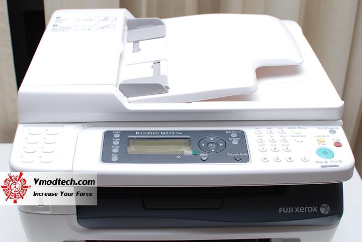 2 Review : Fuji Xerox Docuprint M215fw