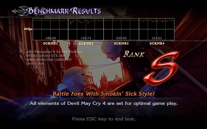 dmc4oc Review : Galaxy Geforce GTX260+