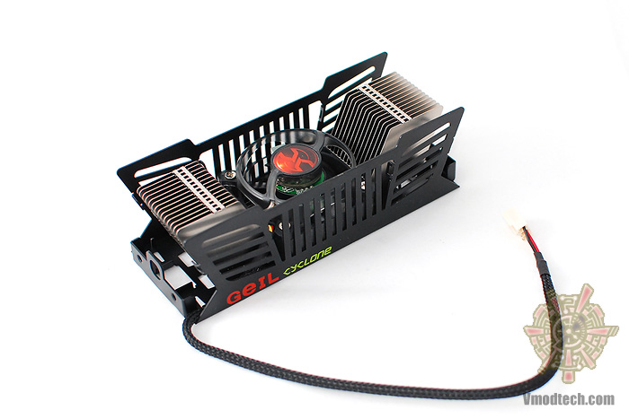 1 Review : GEIL CYCLONE Memory Cooling