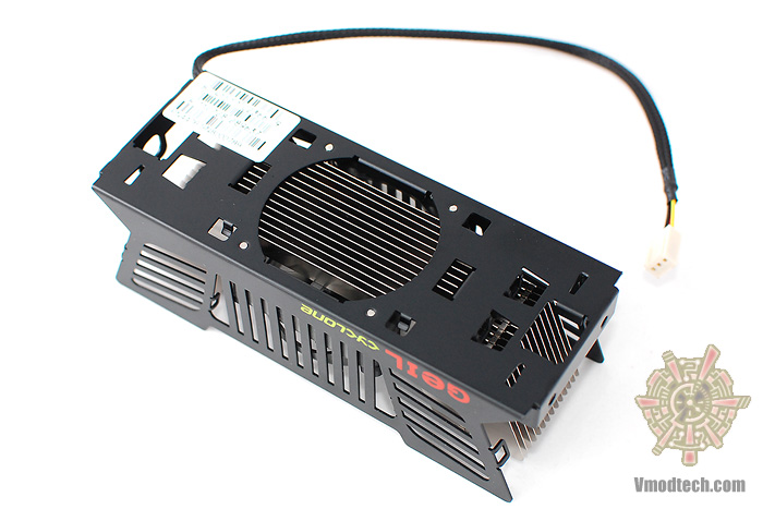 3 Review : GEIL CYCLONE Memory Cooling