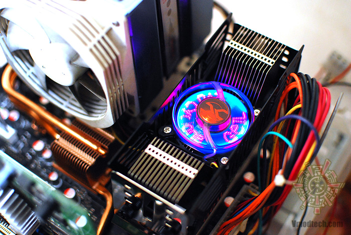 7 Review : GEIL CYCLONE Memory Cooling