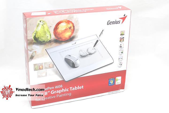 1 Review : Genius MousePen i608 Graphics tablet
