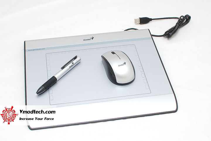 2 Review : Genius MousePen i608 Graphics tablet