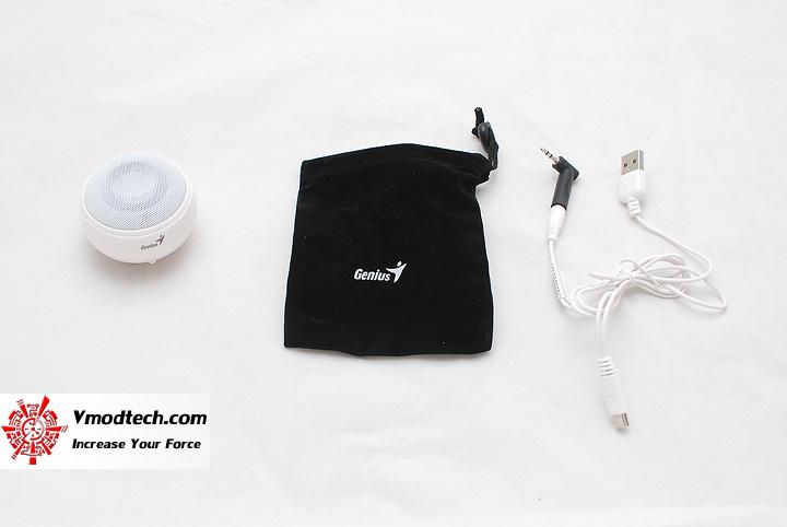 6 Review : Genius SP i160 Portable speaker