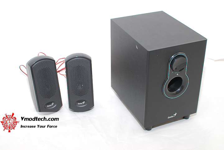 2 Review : Genius SW 2.1 1000