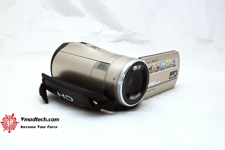 1 Review : Genius G Shot HD580T Full HD camcorder