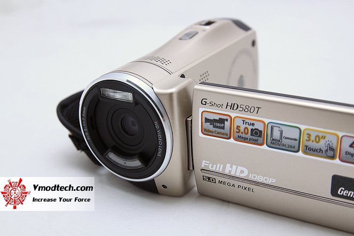 2 Review : Genius G Shot HD580T Full HD camcorder