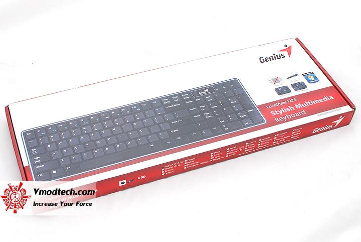 18 Combo Review Accessories สำหรับ PC เครื่องใหม่จาก Genius ภาคสอง