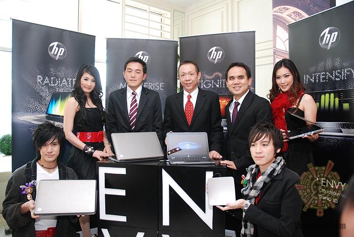 1 เปิดตัว : HP Envy Series โน๊ตบุ๊กที่ไม่ได้เกิดมาเพื่อทุกคน