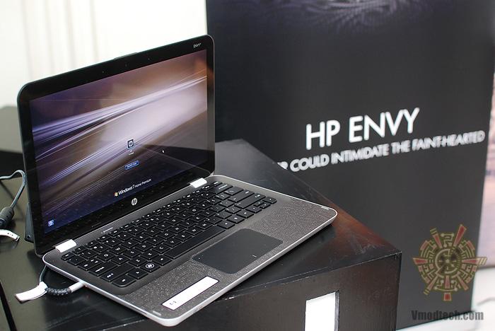 7 เปิดตัว : HP Envy Series โน๊ตบุ๊กที่ไม่ได้เกิดมาเพื่อทุกคน