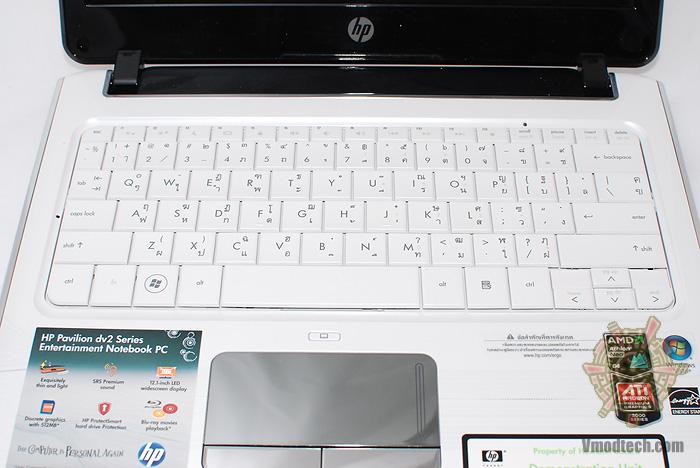 4 Review : HP Pavilion DV2