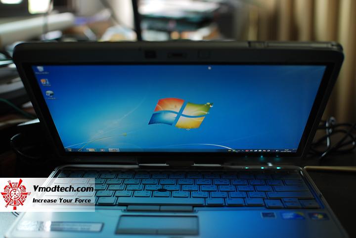 22 Review : HP Elitebook 2740p