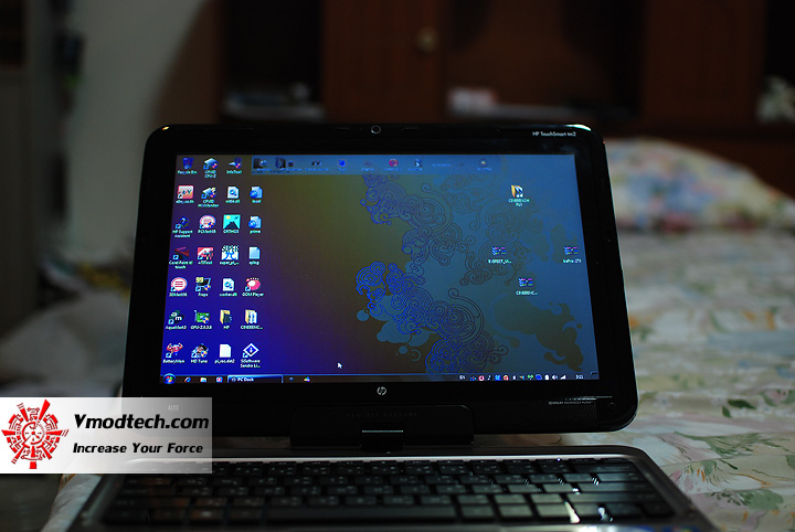 22 Review : HP Touchsmart TM2