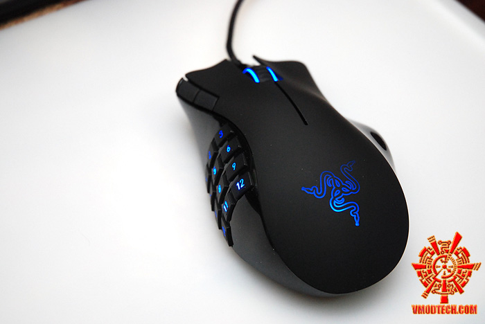 11 Review : Get Imba with Razer Naga Gaming mouse