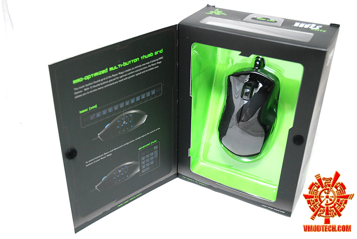 4 Review : Get Imba with Razer Naga Gaming mouse