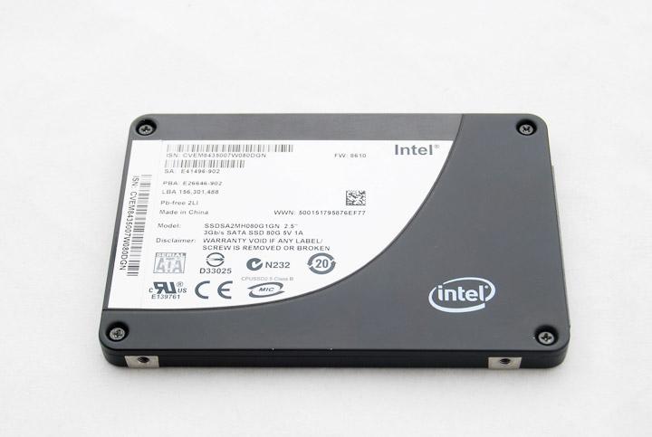 5 บททดสอบIntel X25 M SSD Mainstreme ใหม่จากอินเทล