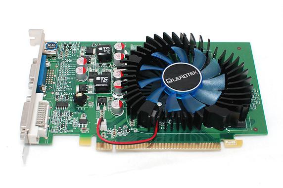 2 Review : Leadtek Winfast GT220 1024mb