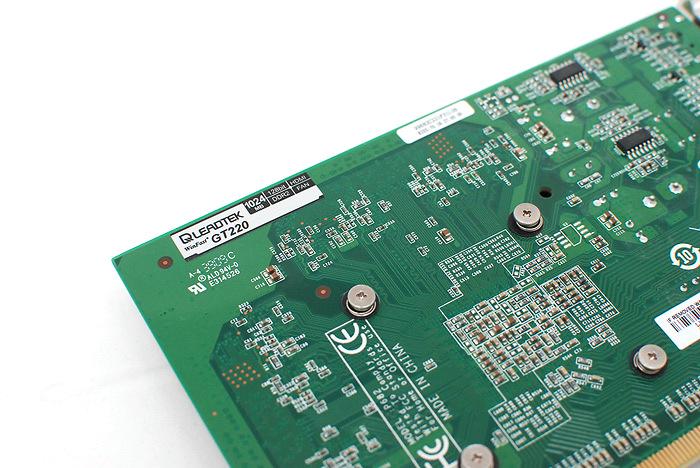 4 Review : Leadtek Winfast GT220 1024mb