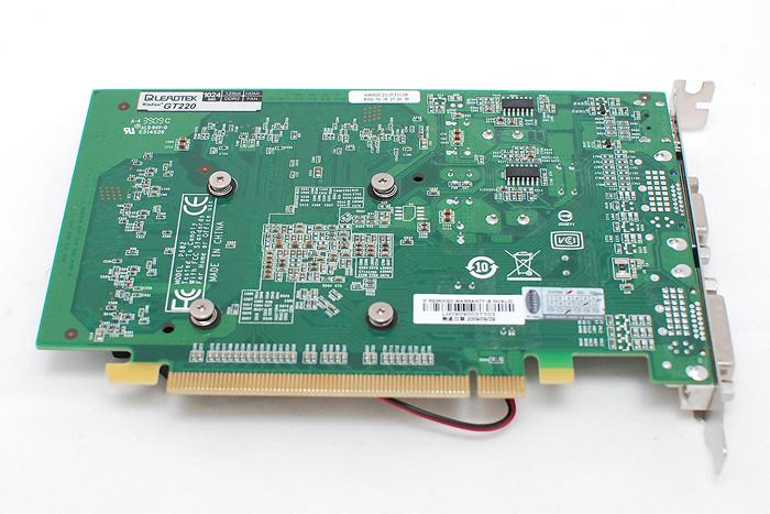 5 Review : Leadtek Winfast GT220 1024mb