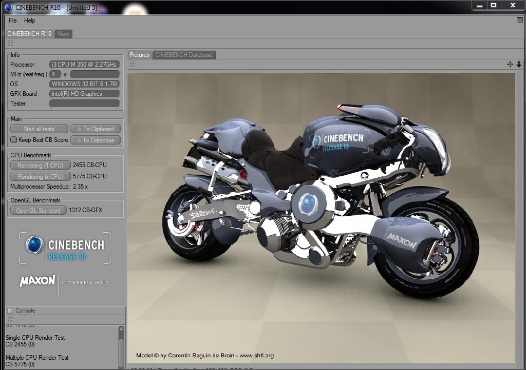 cb10 Review : Lenovo Ideapad B460
