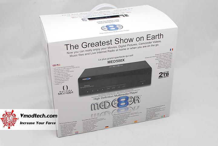 20 Review : Mede8er MED500X Hi Def media player