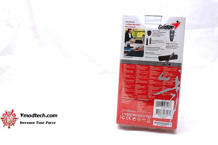 1 Review : Genius 2.4GHz Wireless Pen Mouse
