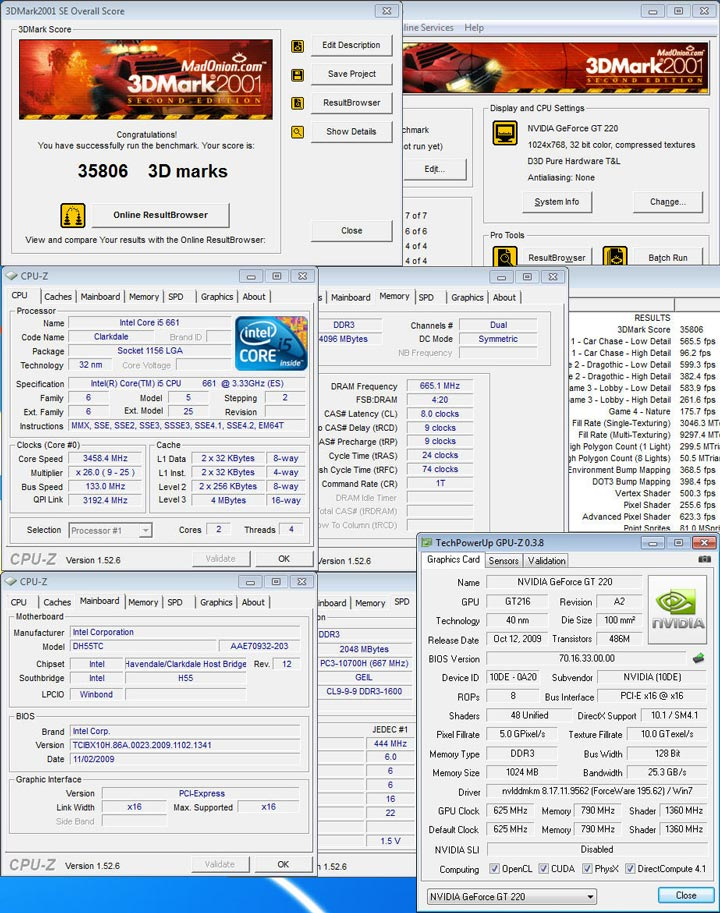 01 220 New Intel Core i5 Westmere CPU integrated graphics platform