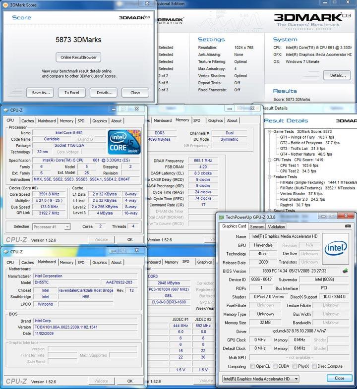 03 New Intel Core i5 Westmere CPU integrated graphics platform