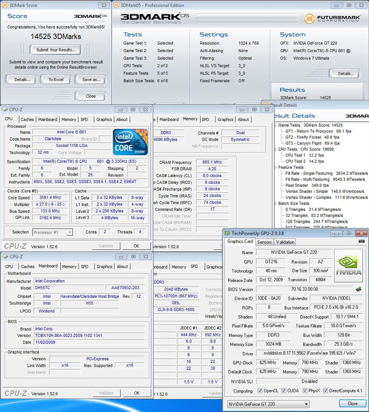 05 220 New Intel Core i5 Westmere CPU integrated graphics platform