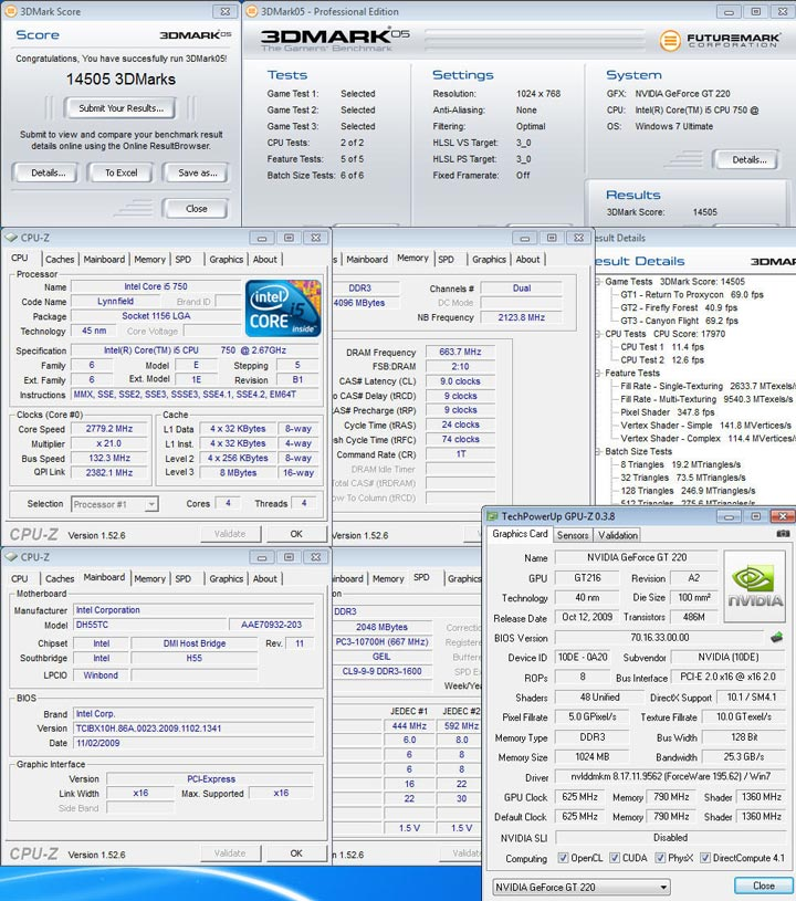 05 750 New Intel Core i5 Westmere CPU integrated graphics platform