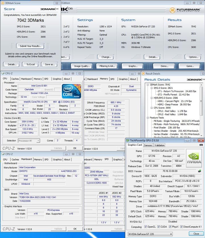 06 220 New Intel Core i5 Westmere CPU integrated graphics platform