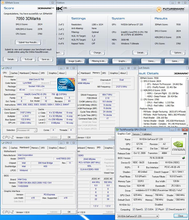 06 750 New Intel Core i5 Westmere CPU integrated graphics platform