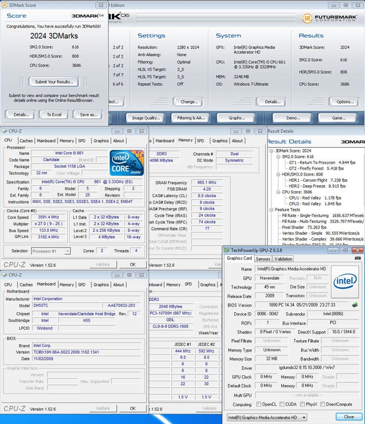 06 New Intel Core i5 Westmere CPU integrated graphics platform
