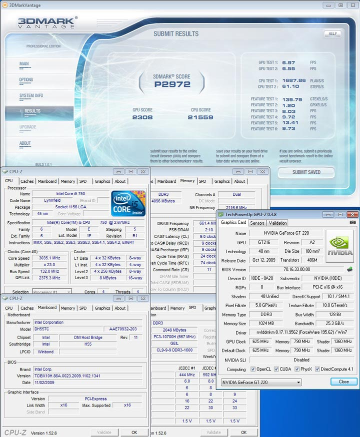 07 750 New Intel Core i5 Westmere CPU integrated graphics platform